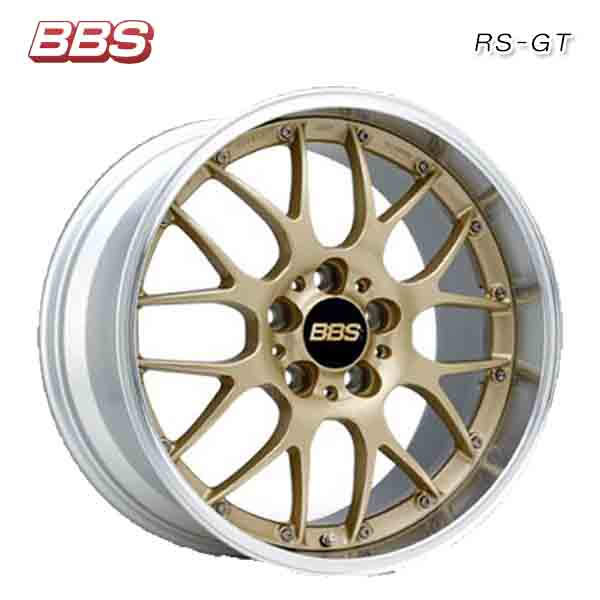 18インチ BBS RS-GT GL-SLD 10.0J-18 ホイール新品1本 輸入車