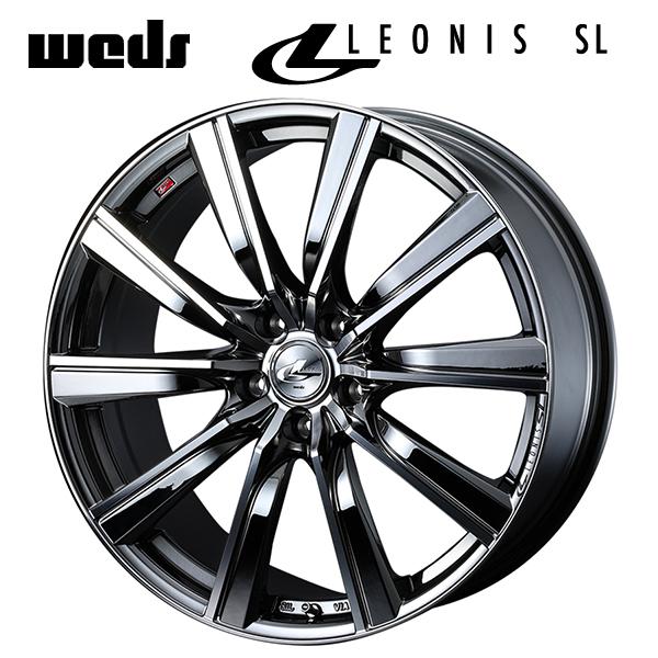 数量限定 新品ホイール1本 ウェッズ レオニス SL 17×6.5J +50 4/100国産車用 outletw