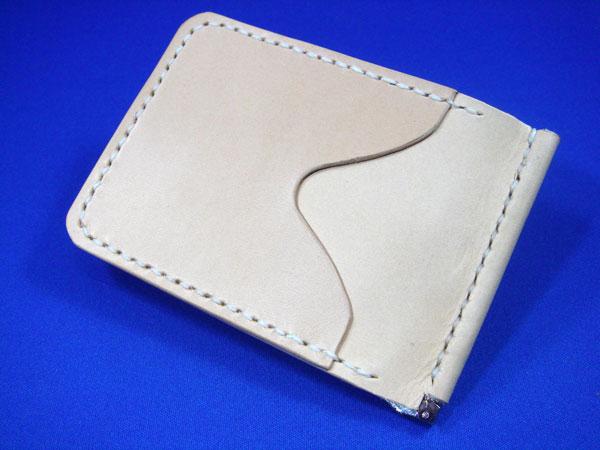 二つ折り財布 メンズ/マネークリップ2