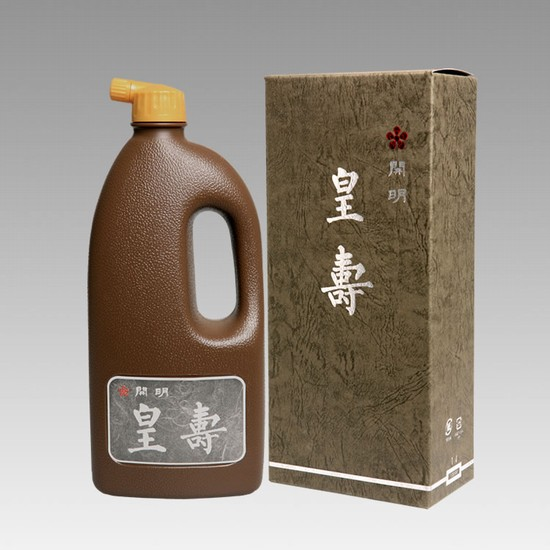 皇壽 濃墨1リットル (開明)
