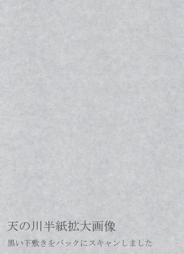 【書道半紙】 天の川半紙 500枚 (練習用)