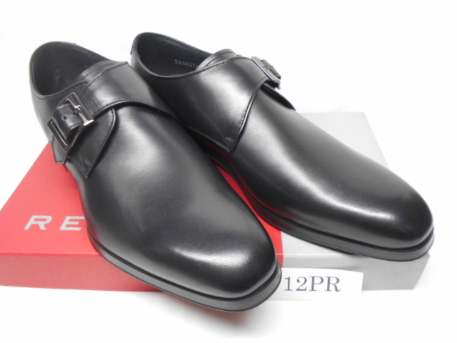 新製品20%引送料無料 リーガル 12PR BE 黒