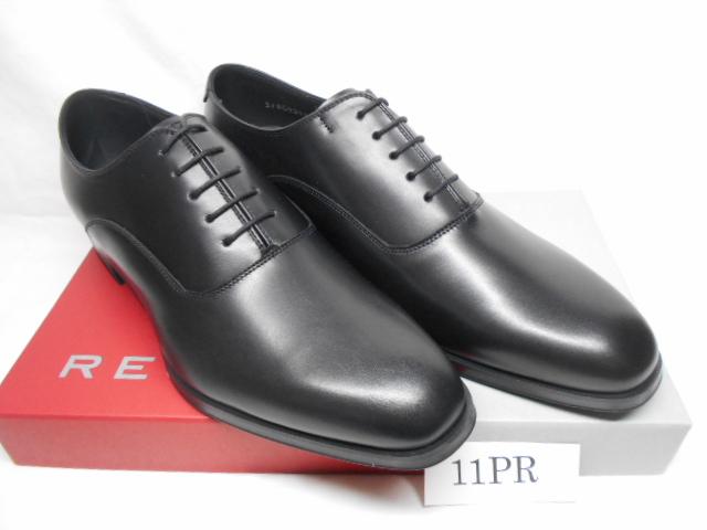 足数限定 新製品35%引送料無料 リーガル 11PR BE 黒