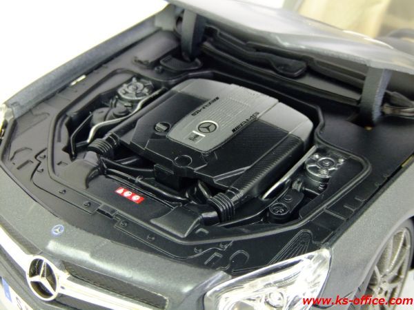SL65 AMG open roof (Mt. Gray) 1 / 18 model cars (model train)