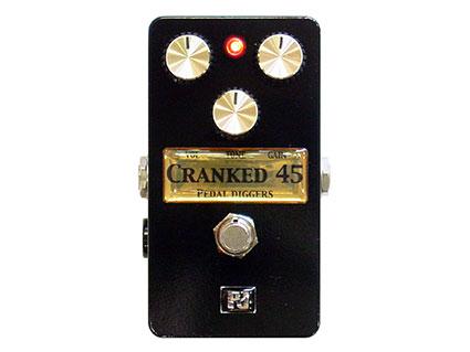 オーバードライブ/ディストーション Pedal Diggers Cranked 45 [送料無料!]【smtb-TK】
