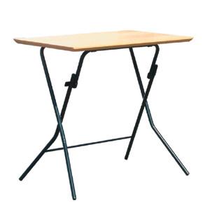 スタンドタッチテーブル ルネセイコウ SB-755 ナチュラル/ブラック 送料無料 【北海道・沖縄・離島 発送不可】