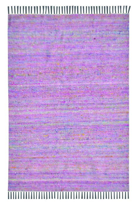 インドラグ リュエル Ruelle 130x190cm  ピンク 送料無料 【北海道・沖縄・離島 発送不可】