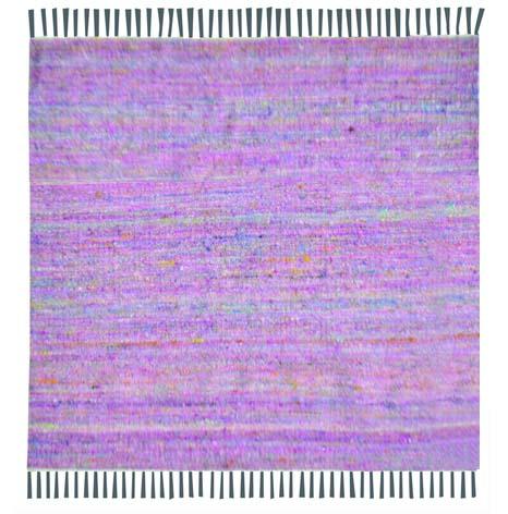 インドラグ リュエル Ruelle 190x190cm  ピンク 送料無料 【北海道・沖縄・離島 発送不可】