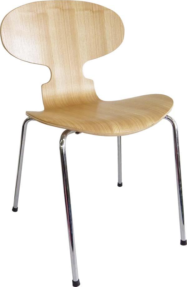 アントチェア アッシュ [アルネ・ヤコブセン] Ant Chair AC-07 ASH 送料無料 【北海道・沖縄・離島 発送不可】