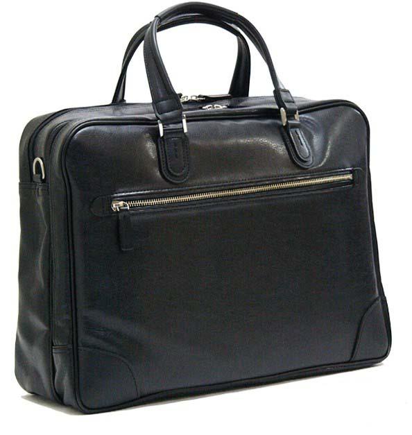 豊岡鞄認定 V.S.Wマチビジネスバッグ ブラック 5998-01 国産 送料無料 【北海道・沖縄・離島 発送不可】