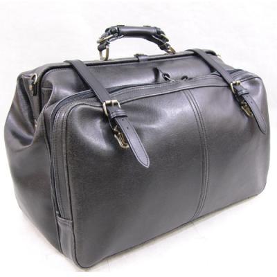 レトロオープンポケットダレスボストンバッグ 1484-01 ブラック 送料無料
