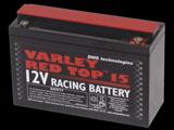 RED TOP 15 ドライバッテリー 12V レーシングバッテリー バーリー レッドトップ VARLEY REDTOP 【代引不可】