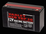 RED TOP 30 ドライバッテリー 12V レーシングバッテリー バーリー レッドトップ VARLEY REDTOP 【代引不可】