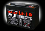 RED TOP Li-16 リチウムバッテリー 12V モータースポーツバッテリー バーリー レッドトップ VARLEY REDTOP 【代引不可】