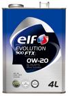 エルフ エボリューション 900 FTX 【0W-20 20L×1缶】 エンジンオイル elf EVOLUTION 900 FTX エボリューション 省燃費 低燃費 ECO 低粘度 全化学合成油 SN/GF-5 0W20 20l ペール 業務用 エルフオイル elfオイル