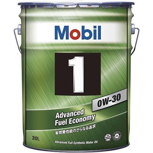 Mobil1 モービル1 SN / GF-5 0W-30 20L 単品 エンジンオイル ハイブリッド 省燃費車