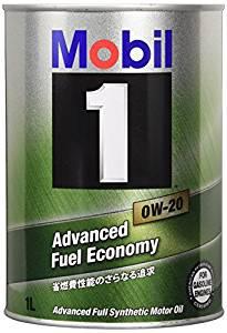 Mobil1 モービル1 エンジンオイル SN / GF-5 0W-20 1L ケース 12缶入