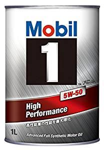 Mobil1 モービル1 SN 5W-50 1L ケース 12缶入 エンジンオイル 高性能スポーツ車 レクサス BMW ポルシェ フォルクスワーゲン