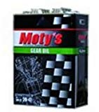 モティーズ M407 ギヤオイル 【80W-110 4L×6缶】【代引不可】 化学合成油 レーシングスペック LSD対応 Moty's MOTYS 80W110