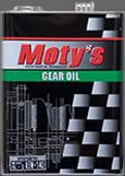 モティーズ M407 ギヤオイル 【85W-140 4L×6缶】【代引不可】 化学合成油 レーシングスペック LSD対応 Moty's MOTYS 85W140