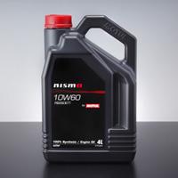 ニスモ RB26DETT 【10W-60 4L×4缶】 エンジンオイル NISMO MOTUL / モチュール スカイライン GT-R BNR32 BNR33 BNR34 / ステージア 260RS 100%化学合成 10W60