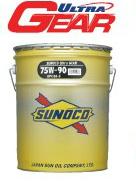SUNOCO ULTRA GL5 ギアオイル 【85W-140 20L×1缶】 スノコ ウルトラ 鉱物油 FRデフ 4駆デフ 85W140