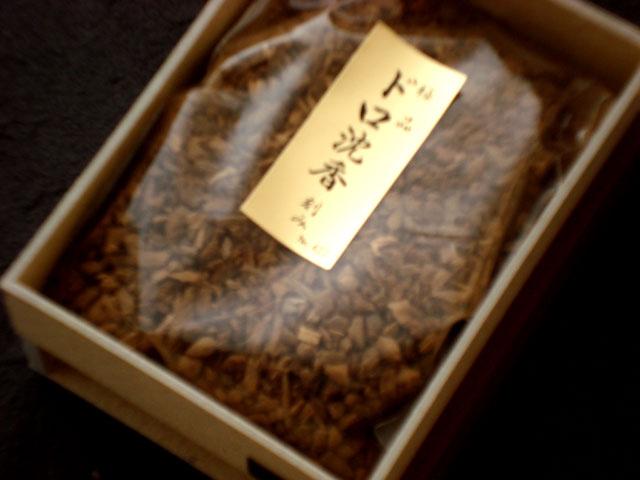 香木刻み 極品ドロ沈香 15g  【香木】【定形外郵便にて送料無料】