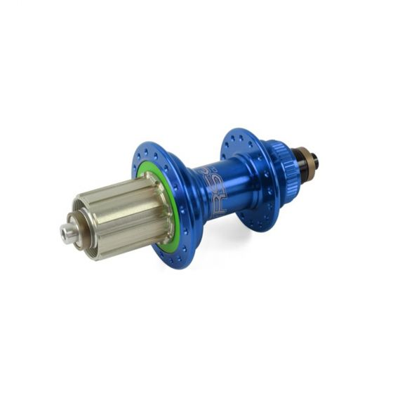 ☆【Hope Technology】RS4センターロックロードリアハブ|Freehub Type:Standard - Aluminium (9/10/11)|Colour:Blue