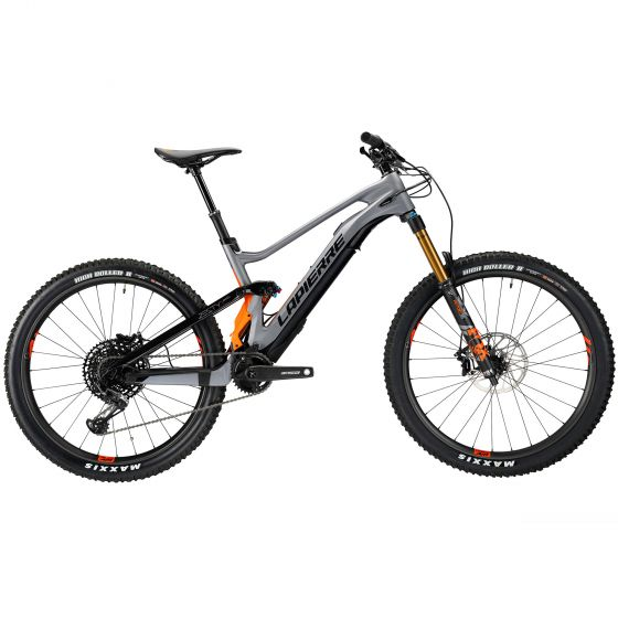 ☆【Lapierre】E-Zesty AM LTDフルサスペンション電動自転車-2020