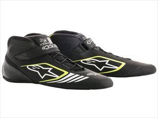 ☆【Alpinestars】Tech 1-KXカートブーツ Black / Fluro Yellow