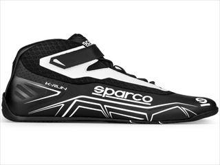 ☆【NEWモデル!!】Sparco K-Runカートブーツ Black / Grey