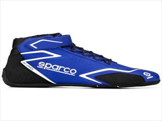 ☆【NEWモデル!!】Sparco K-Skid Kart Boots Blue