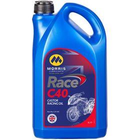 ☆【Morris Lubricants】Race C40エンジンオイル | Size 5 Litre