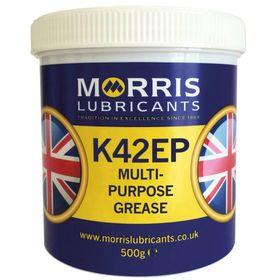 ☆【Morris Lubricants】K42EP多目的グリース-500g