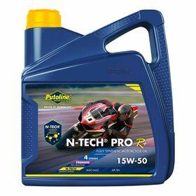 ☆【Morris Lubricants】N-Tech Pro R +   Oil Viscosity 15W50Size4 Litre