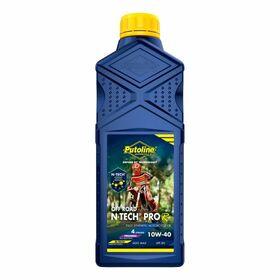 ☆【Morris Lubricants】N-Tech Pro R +オフロード | Oil Viscosity 10W40Size4 Litre