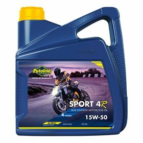 ☆【Morris Lubricants】スポーツ4R | Oil Viscosity 15W50Size4 Litre
