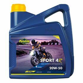 ☆【Morris Lubricants】スポーツ4R | Oil Viscosity 20W50Size4 Litre
