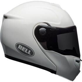 ☆【Bell】Street SRT Modular Plain Motorcycle Helmet|Colour:Solid White