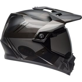 ☆【Bell】MX-9アドベンチャーMIPSグラフィックオートバイヘルメット   Colour:Blackout Matte Black / Gloss Black SizeXXXL (65-66cm)