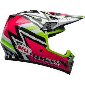 ☆【Bell】MX-9 MIPSグラフィックモトクロスヘルメット