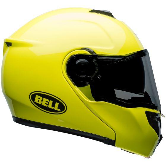 <title>Street SRT Modular Plain [正規販売店] Motorcycle Helmet ☆ BELL ベル Colour:Transmit Gloss Hi-VizSizeXS 53-54cm</title>