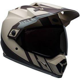 ☆【Bell】MX-9アドベンチャーMIPSグラフィックオートバイヘルメット   Colour:Dash Matt Sand / Brown / Grey SizeXS (53-54cm)