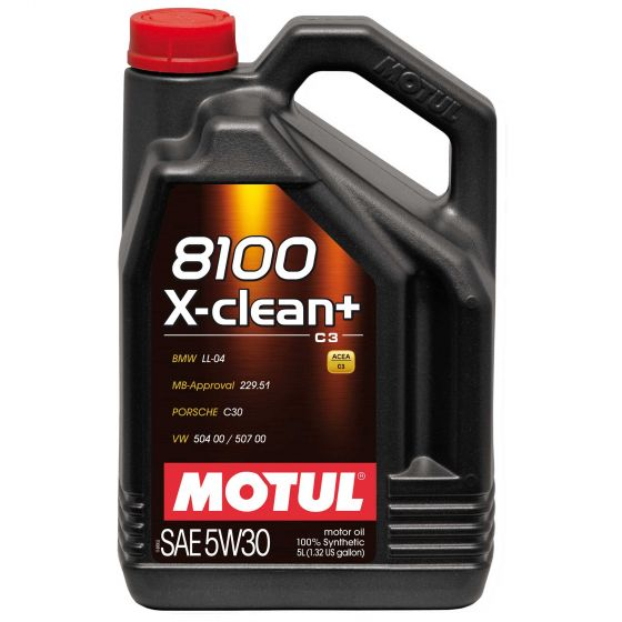 + 5W30合成エンジンオイル ☆ Motul モチュール 8100 安い 賜物 激安 プチプラ 高品質 X-Clean