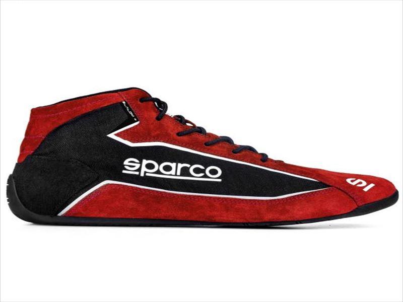 ☆【NEWモデル!!】Sparco スラローム+ Slalom+レースブーツ Red / Black