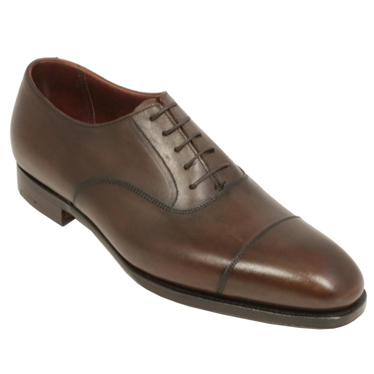 Jones】Audley クロケット&ジョーンズ UKサイズ5~13(日本サイズ23.5cm~31.5cm) ダークブラウンイギリス製 ワイズE 【Crockett and オードリー 革靴