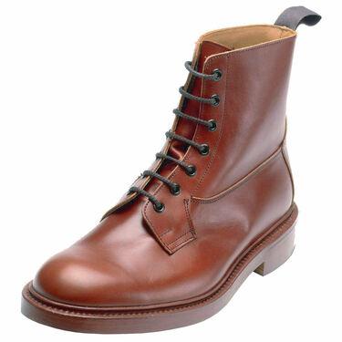 ☆【Trickers】トリッカーズ Burford バーフォード Marron イギリス製 革靴 UKサイズ:6、6.5、7、7.5、8、8.5、9、9.5、10、10.5、11、12、13