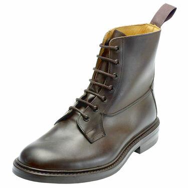 ☆【Trickers】トリッカーズ Burford Dainite Expresso バーフォードダイナイト イギリス製 革靴 UKサイズ:6、6.5、7、7.5、8、8.5、9、9.5、10、10.5、11、12、13