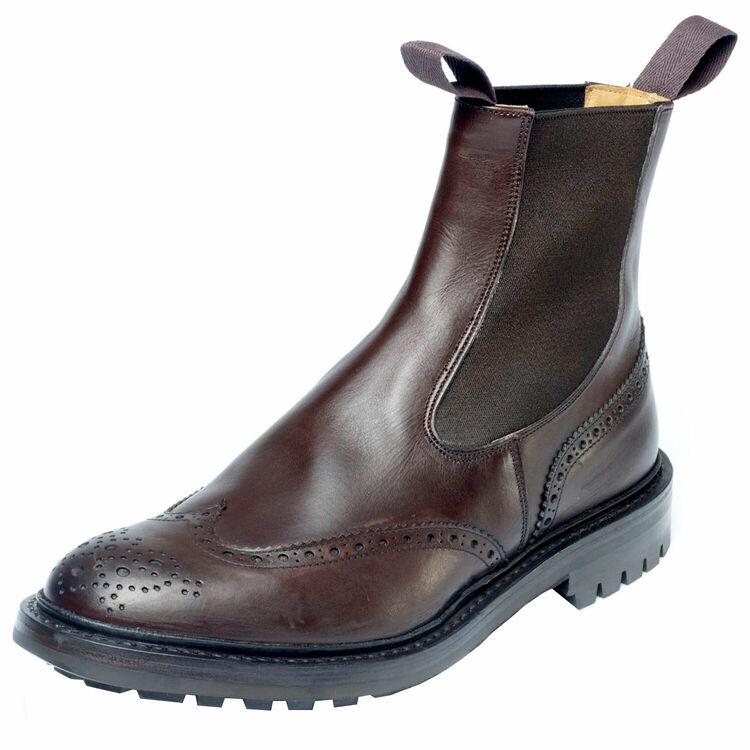 ☆【Trickers】トリッカーズ Henry ヘンリー イギリス製 革靴 UKサイズ:6、6.5、7、7.5、8、8.5、9、9.5、10、10.5、11、12、13 Espresso