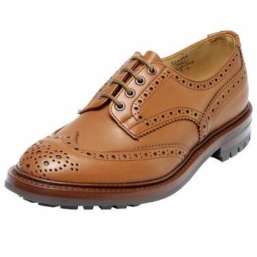 ☆【Trickers】トリッカーズ Keswick Commando Tan `C` Shade ケズウィックコマンドー イギリス製 革靴 UKサイズ:6、6.5、7、7.5、8、8.5、9、9.5、10、10.5、11、12、13